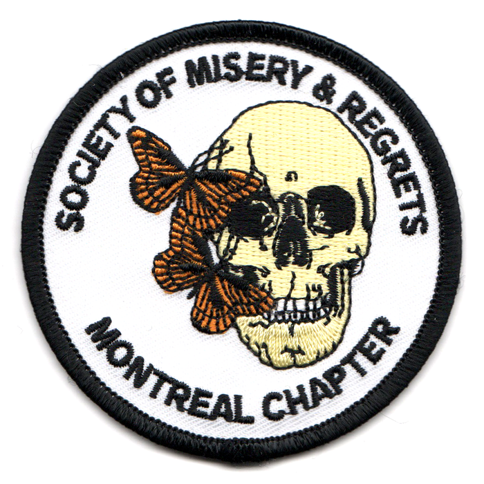 Montreal Chapter Patch