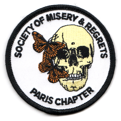 Paris Chapter Patch