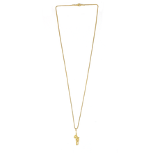 Load image into Gallery viewer, Rose Dagger Necklace - Gold