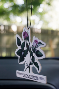 Miserable People Air Freshener