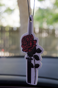 Rose Dagger Air Freshener