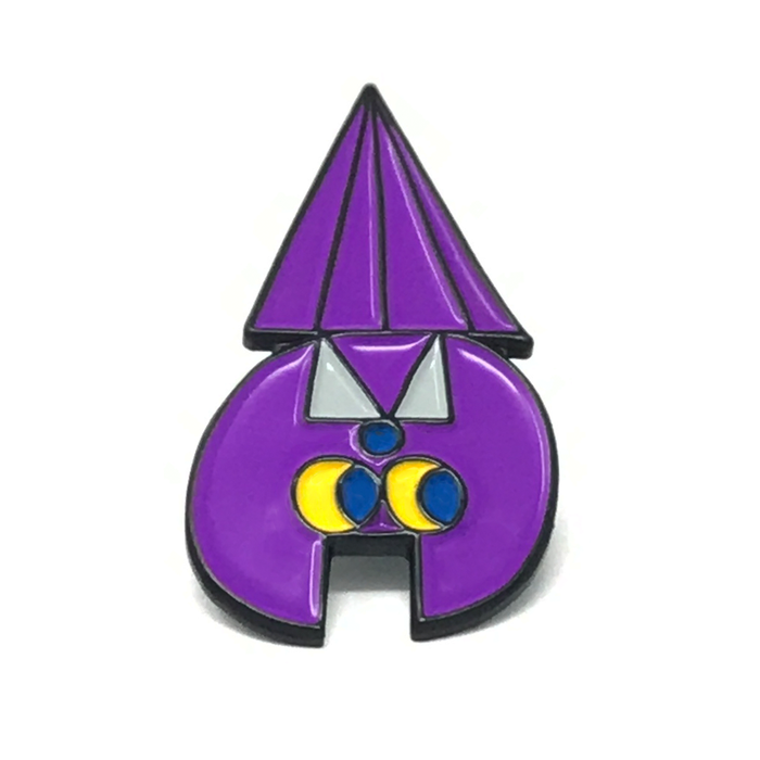 Higton Bat Pin