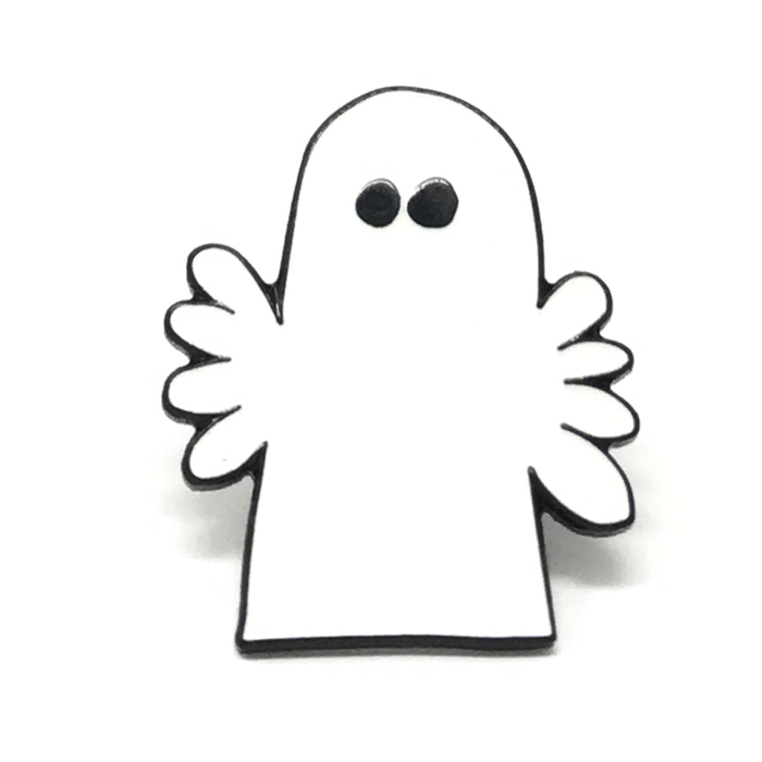 Higton Glow Ghost Pin