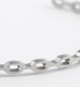 CHAIN BANGLE - SILVER - BALL & CHAIN CO. - 2