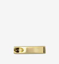GOLD BUMPER LAPEL PIN - BALL & CHAIN CO. - 1