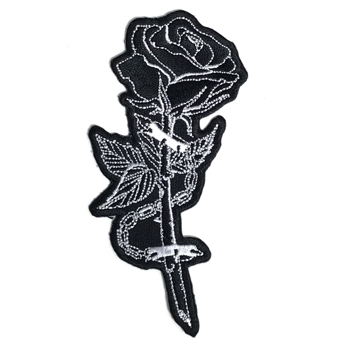 Chained Rose Patch