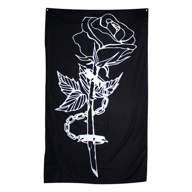 Chained Rose Tapestry