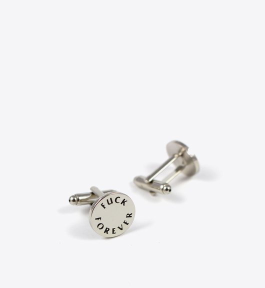 FOREVER CUFFLINKS - BALL & CHAIN CO.