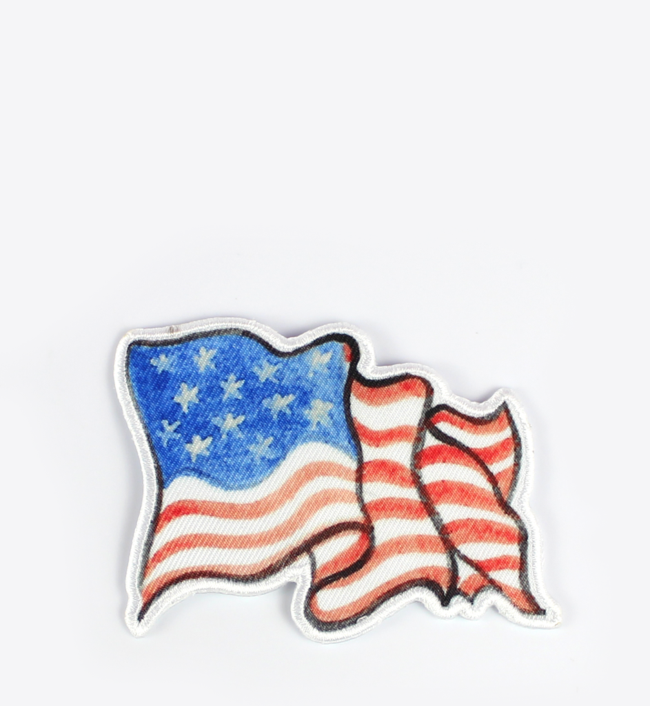 Flag Patch - BALL & CHAIN CO.