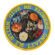 Give Me Flowers Patch