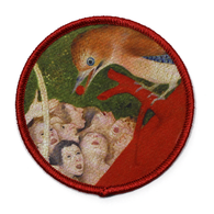 Earthly Delights Feeding Patch