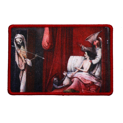 Death & Miser Patch