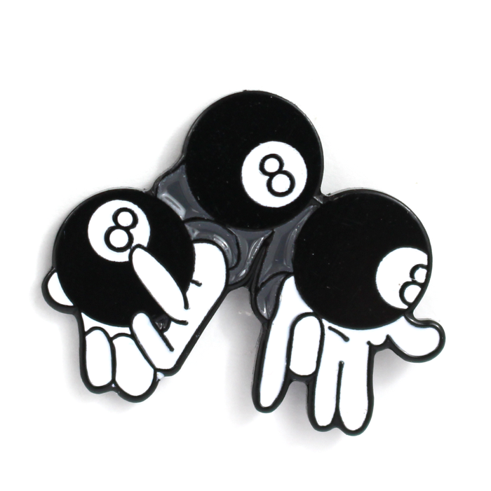 Juggle Lapel Pin