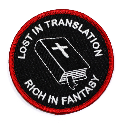 Lost In Translation Patch