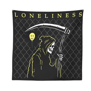 Loneliness Tapestry