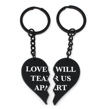 Load image into Gallery viewer, Love Will Keychain Set