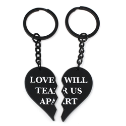 Love Will Keychain Set