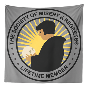 Misery & Regrets Tapestry