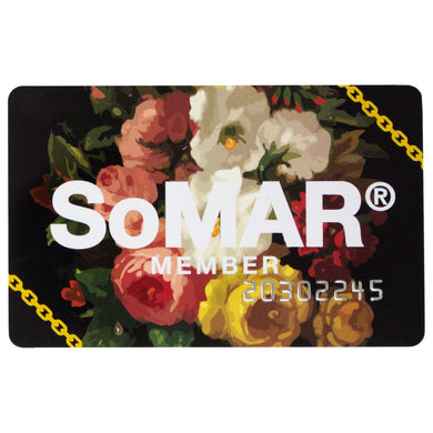 SoMAR® Membership Card