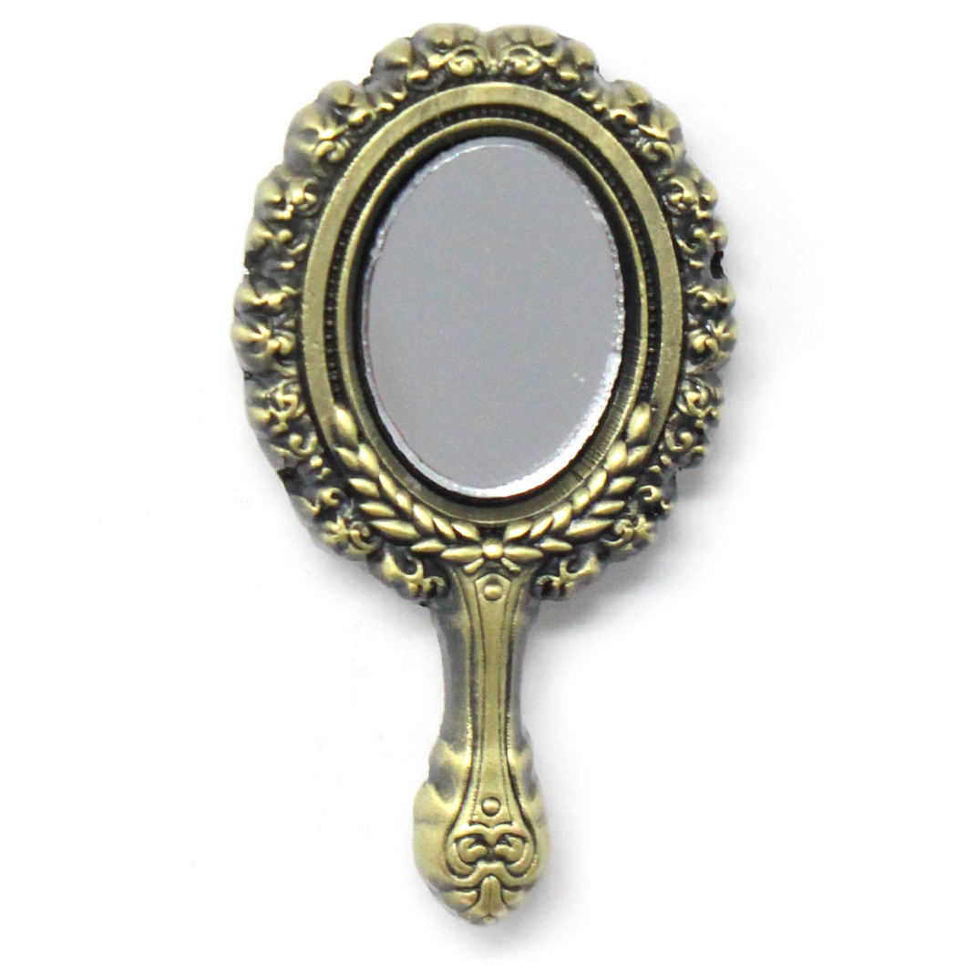 Mirror Lapel Pin