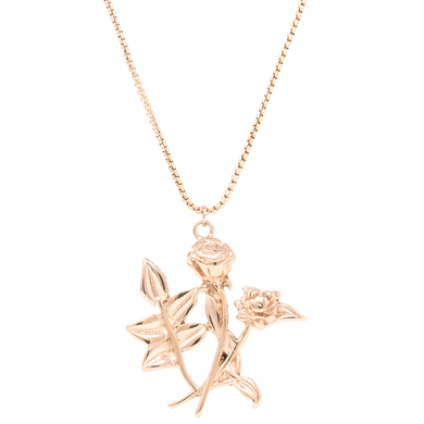 MP Rose Necklace Rose Gold