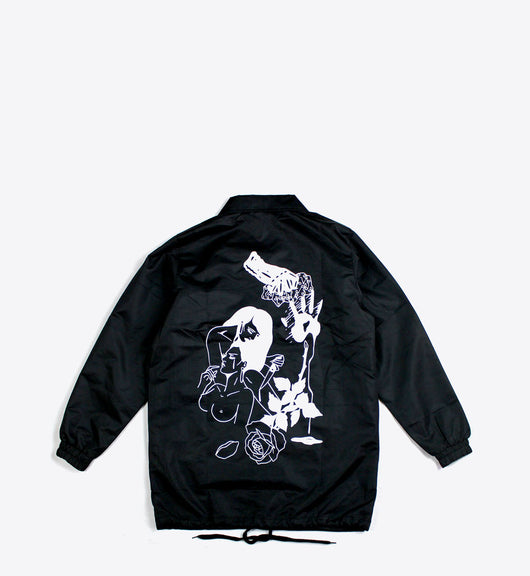 MURDER COACHES JACKET - BALL & CHAIN CO. - 3