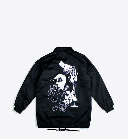 MURDER COACHES JACKET - BALL & CHAIN CO. - 1