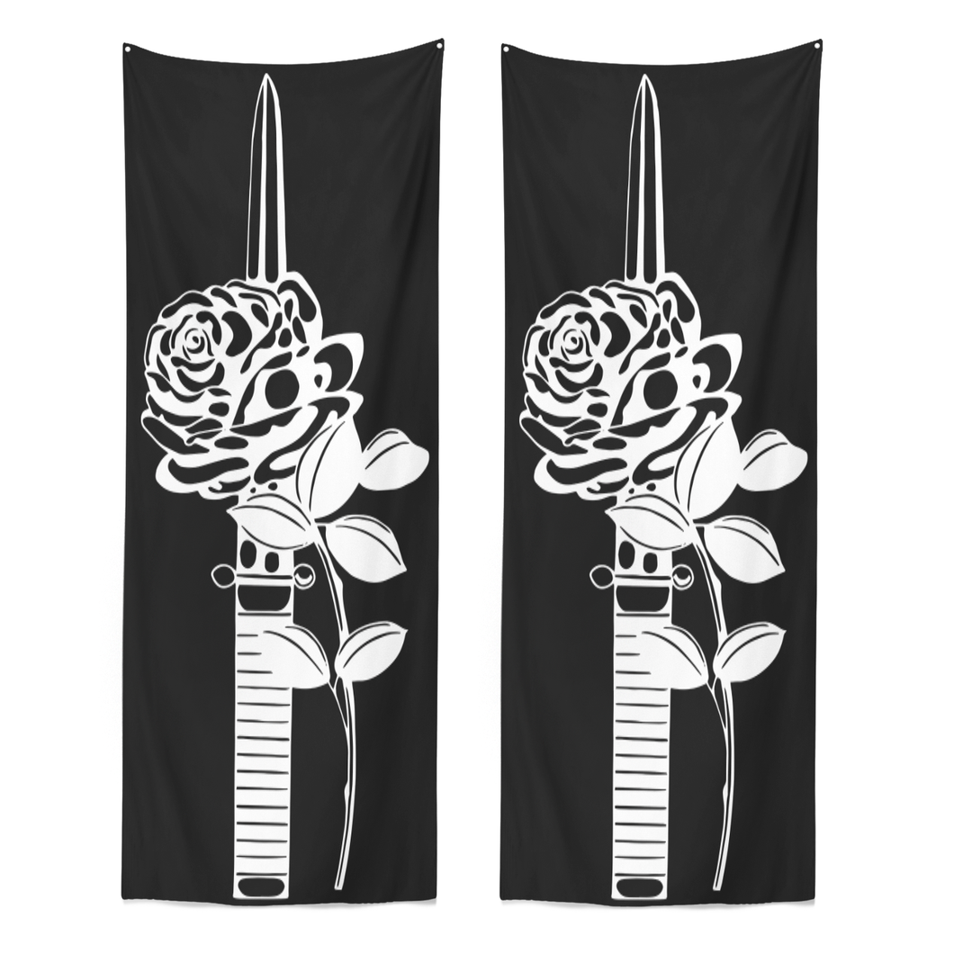 Rose Dagger Tapestry Set