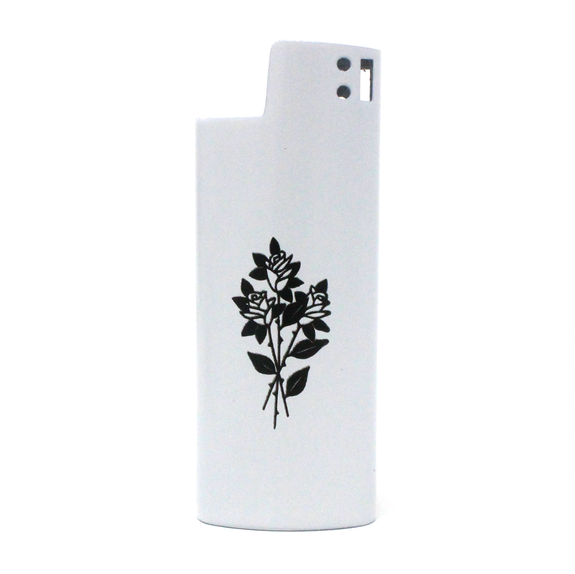 Roses Mini Lighter Case