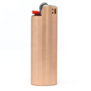 Rose Gold Lighter Case