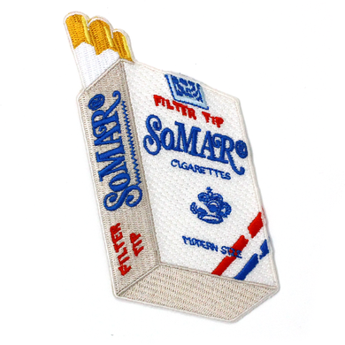 SoMAR® Cigarettes Patch