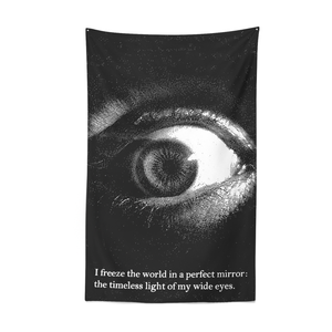Wide Eyes Tapestry