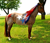 Red White Blue Tail Bundle