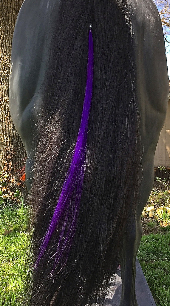 Purple Glam Tails