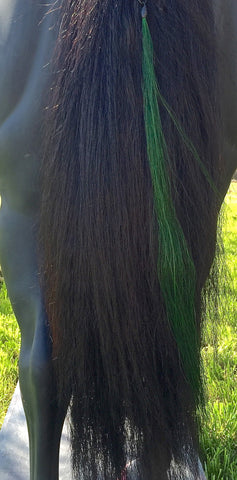 Spring Green Tails