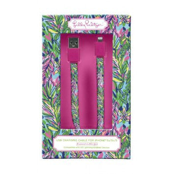Lilly iPhone Charging Cord