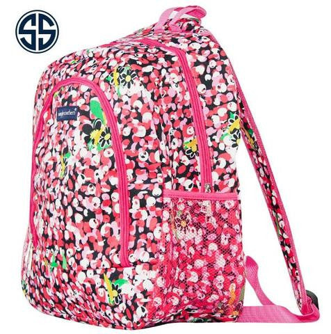 Simply Southern Daisy Pattern BackPack