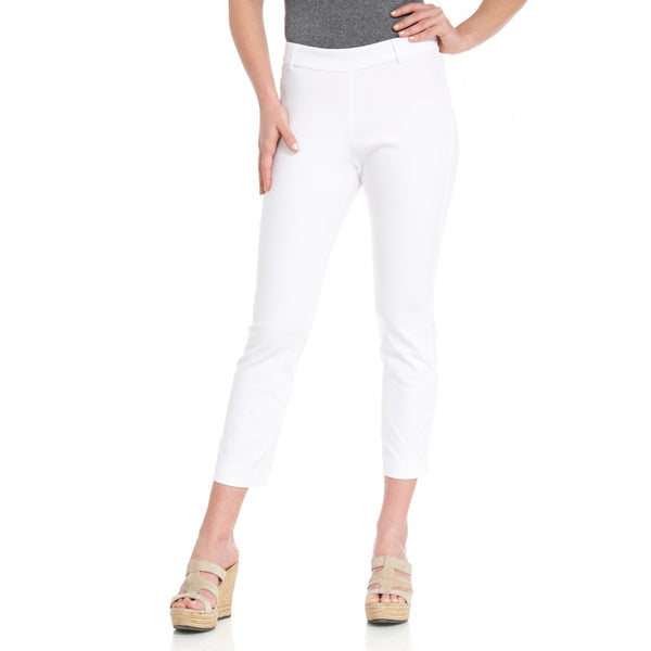 Hatley Cropped Pants White
