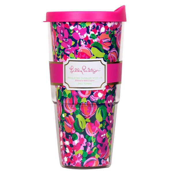 Lilly Pulitzer Insulated Tumbler
