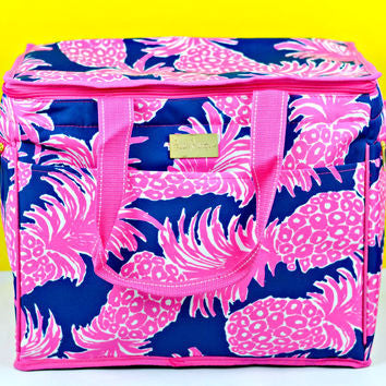 Lilly Insulated Cooler Flamenco