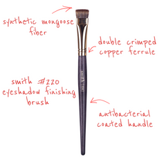 220 Eyeshadow Finishing Brush