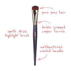 122 Highlighter Brush