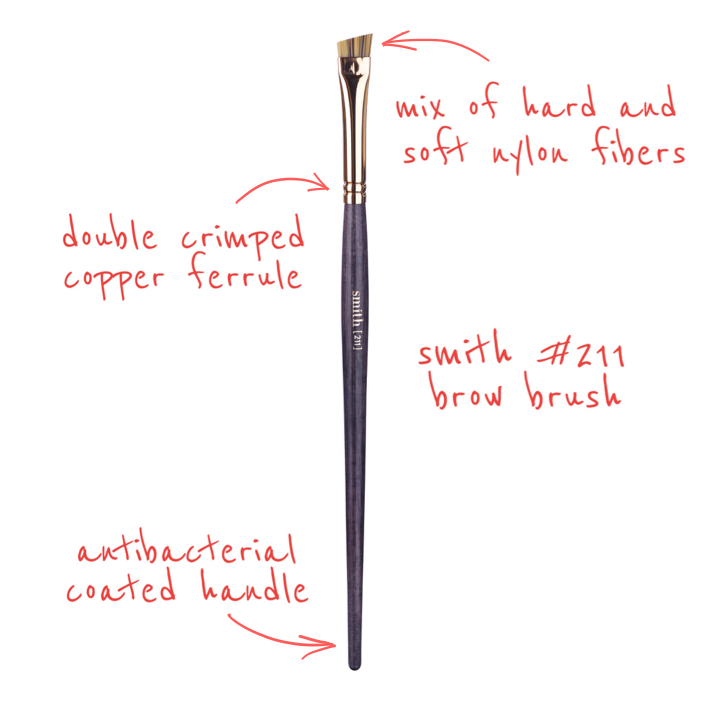 211 Brow Brush