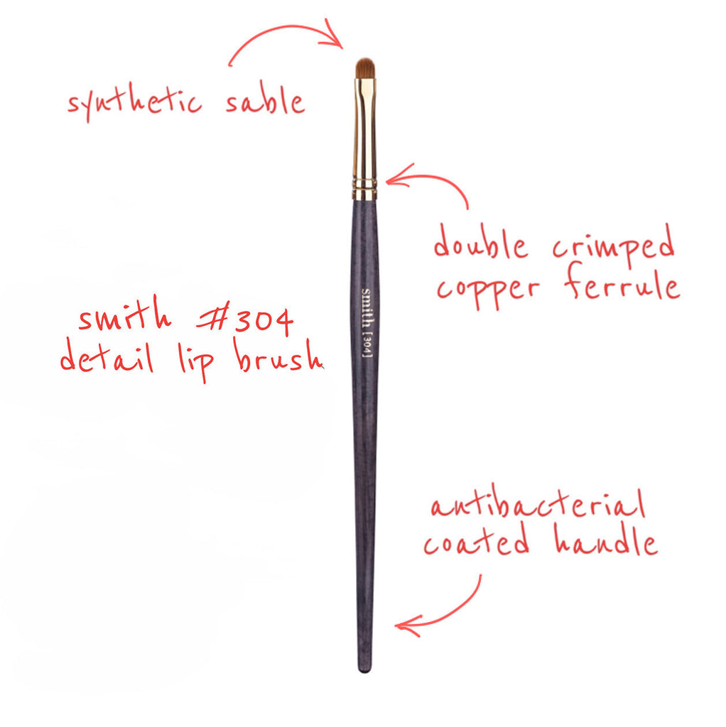 304 Detailed Lip Brush