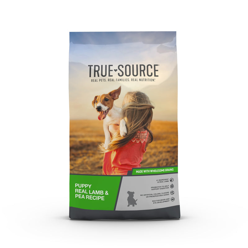 True Source Original Puppy Formula Dog Food, 18 lb. Bag