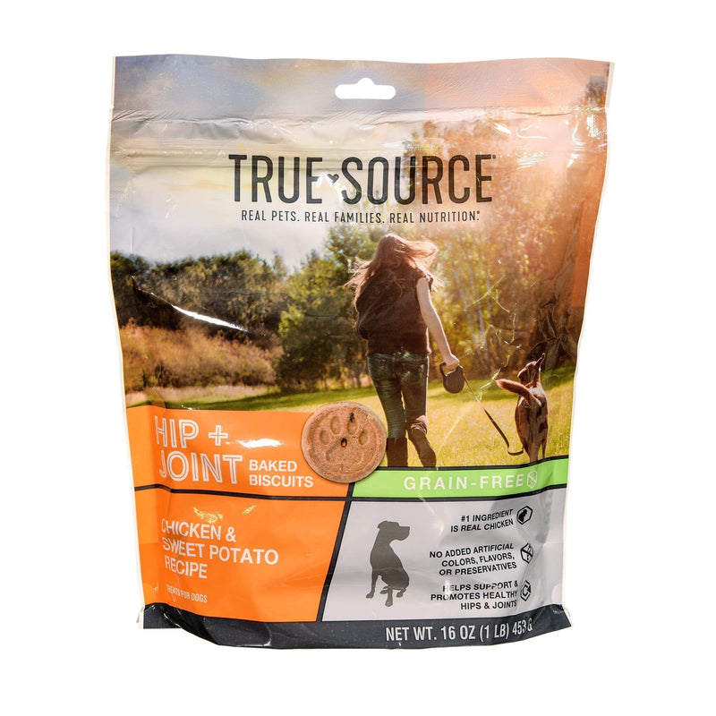 True Source Special Care Hip & Joint Treats - Chicken, Pea, & Sweet Potato - 16oz
