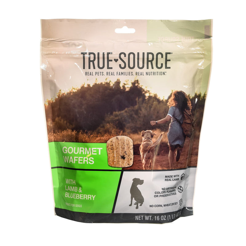 True Source Lamb Blue Biscuits - 16oz