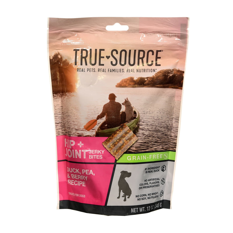 True Source Special Care Hip & Joint Chewy Bites - Duck, Chickpea & Cranberry - 12oz