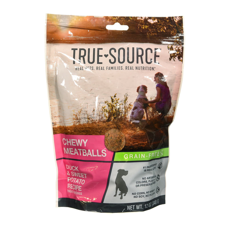 True Source Metaballs - Duck & Sweet Potato Recipe - 12oz