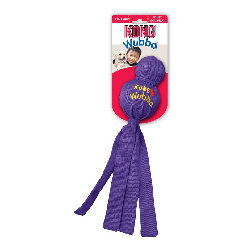 KONG Wubba Classic Dog Toy